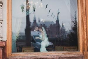 Английская свадьба с русским мотивом